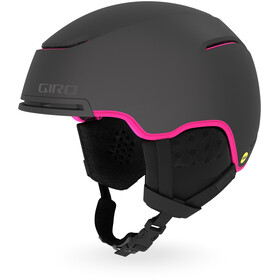 Giro Terra MIPS Helm Dames, matte graphite/bright pink
